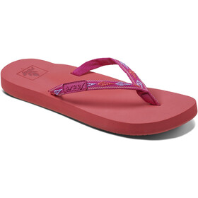 Reef Ginger Teenslippers Dames, tropical sunset